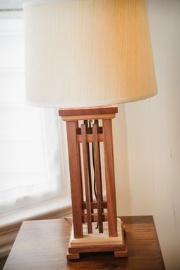 Custom Made Craftsman And Mission Table Lamps