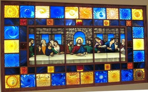 Custom Made The Last Supper