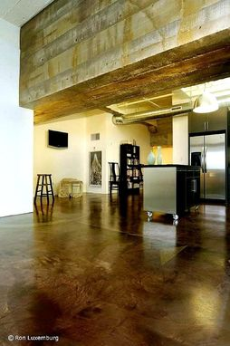 Custom Made Contemporary Loft New York City Mural Artist