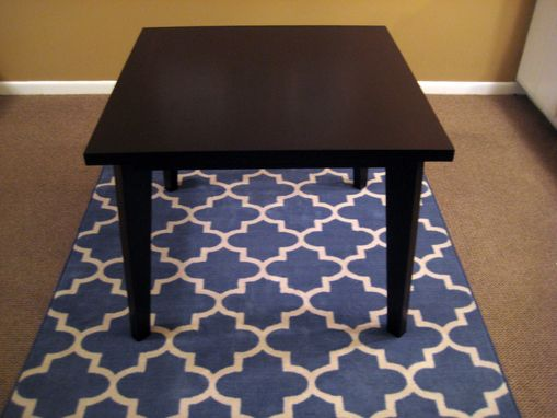Custom Made Dinning Room Table