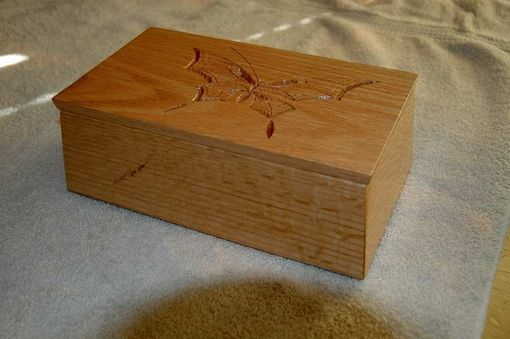 Custom Made Butterfly Box
