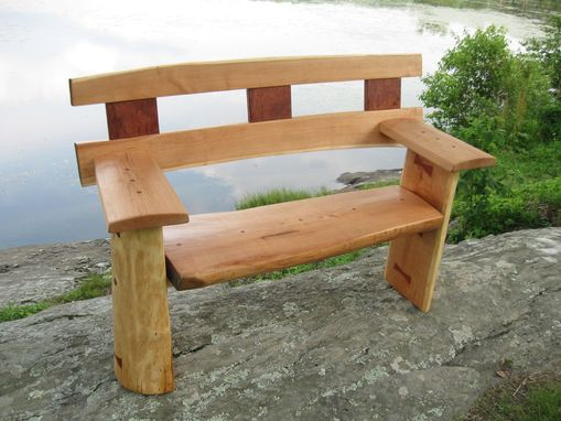 Custom Made '' The Throne '' Bench