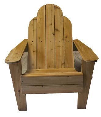 Custom Made Adirondack Chair