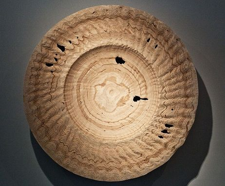 Custom Made Chainsaw Carved Bowls