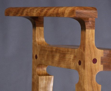 Custom Made Double Stool
