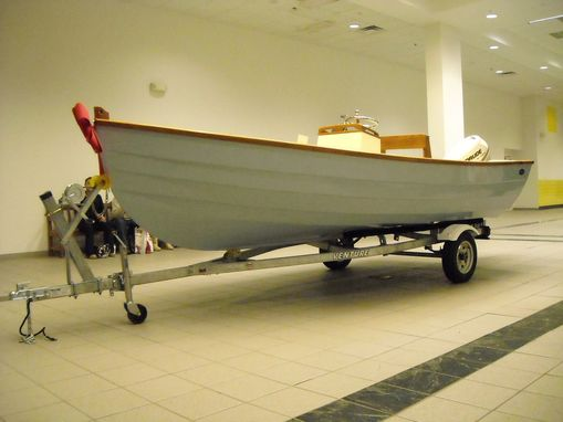 Custom Made Older model Nantucket Skiff