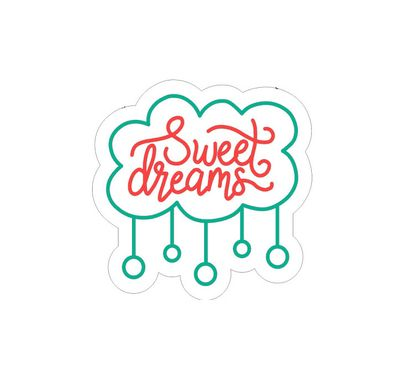 Custom Made Sweet Dreams Neon Sign