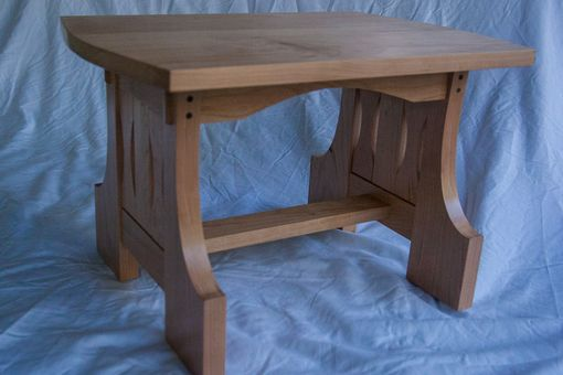 Custom Made Library Step Stool
