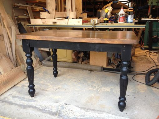 Custom Made Harradine Kitchen Table