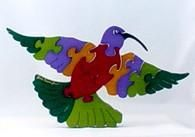 Custom Made Birdland Jigsaw Puzzles