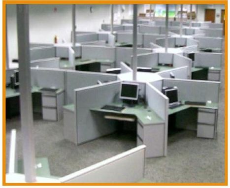 Custom Made Penta Call Center