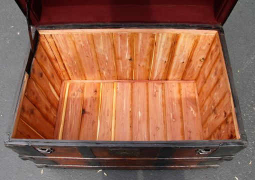 Custom Made Trunk / Chest Restoration