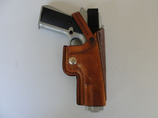 Custom Made Leather Hand Made Holster For Colt 1911