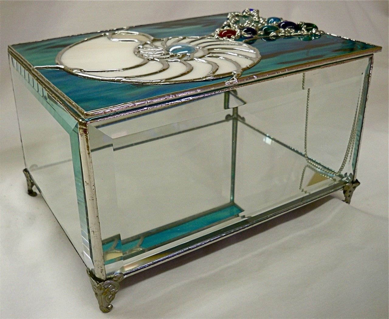 Outstanding Buy A Custom Made Stained Glass Display Box Extra Deep Dailytribune Chair Design For Home Dailytribuneorg