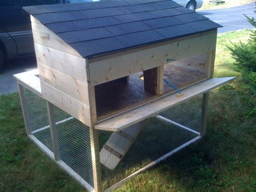 Custom Made Custom Outdoor Pet Enclosure