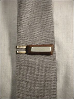 Custom Made (Tie Clip - Narrow) Wearable Accessories