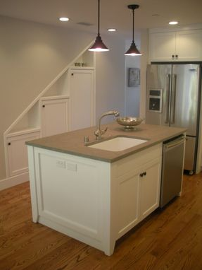 Custom Made Custom Built Kitchen