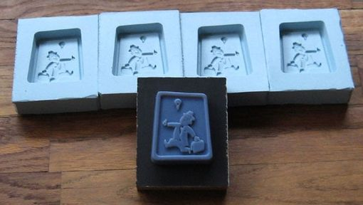 Custom Made Custom Chocolate Mold