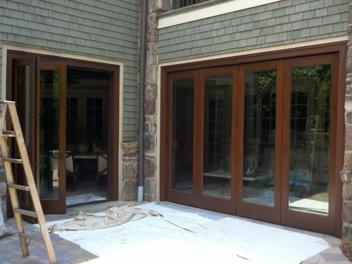 Custom Made Folding Doors Charlotte Nc