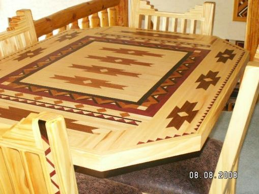 Custom Made Processtion Inlay Table