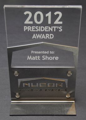 Custom Made Corporate Recognition Awards