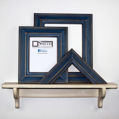 Custom Made Vintage, Chic Picture Frames - Custom Sizes And Custom Colors
