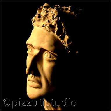 Custom Made Bust Sculpture