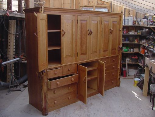 Custom Made Hutches & Case Pieces