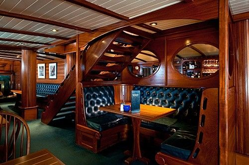 Custom Made Ships Celler Pub