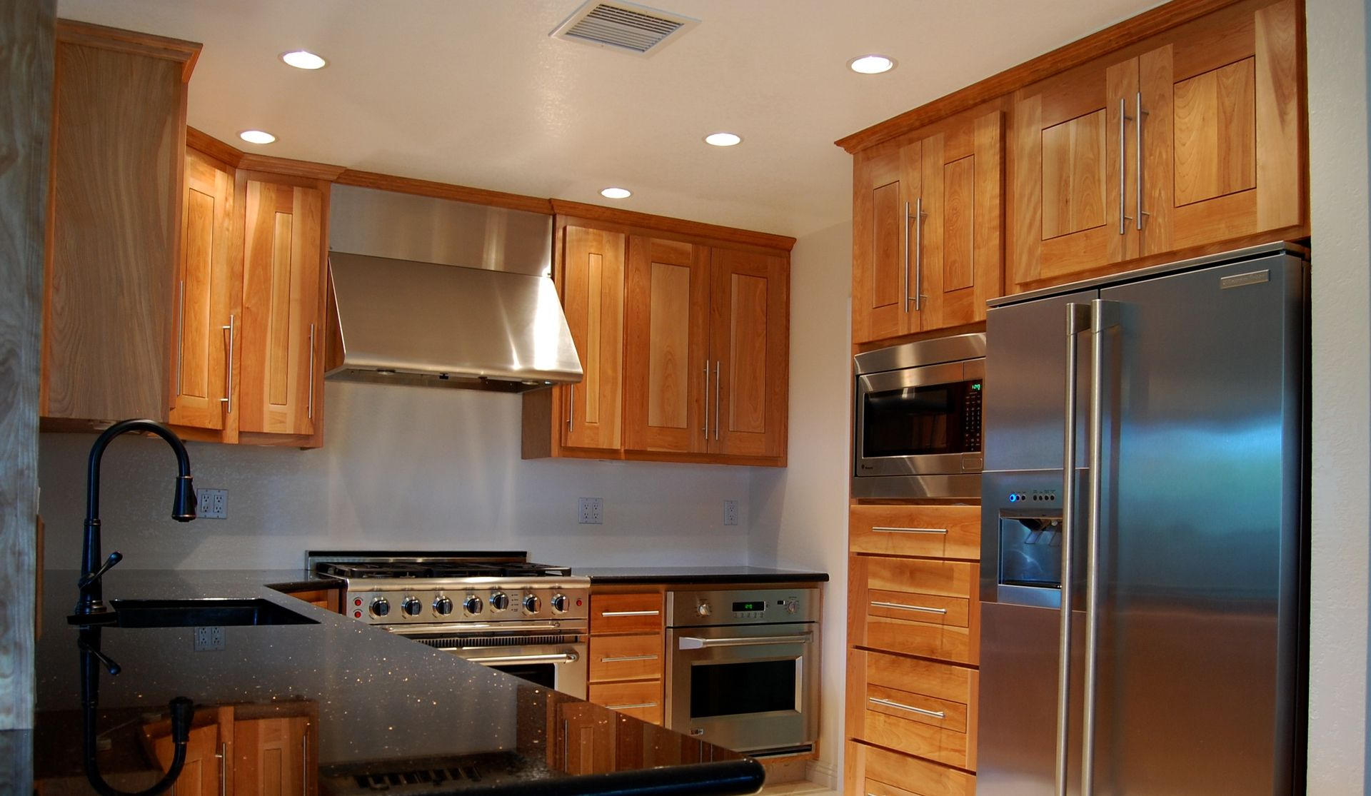 Custom Made Modern Kitchen By Sinjem Custom Cabinets Custommade Com