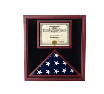 Custom Made Military Flag And Document For Military Flag American Made