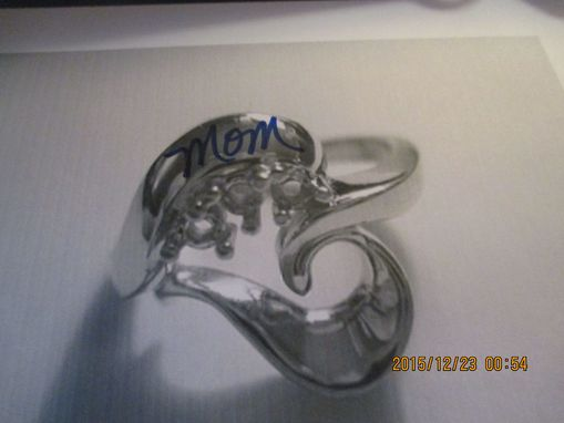 Custom Made Mother's Ring