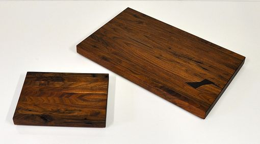 Custom Made Modern Stacking Cutting Boards