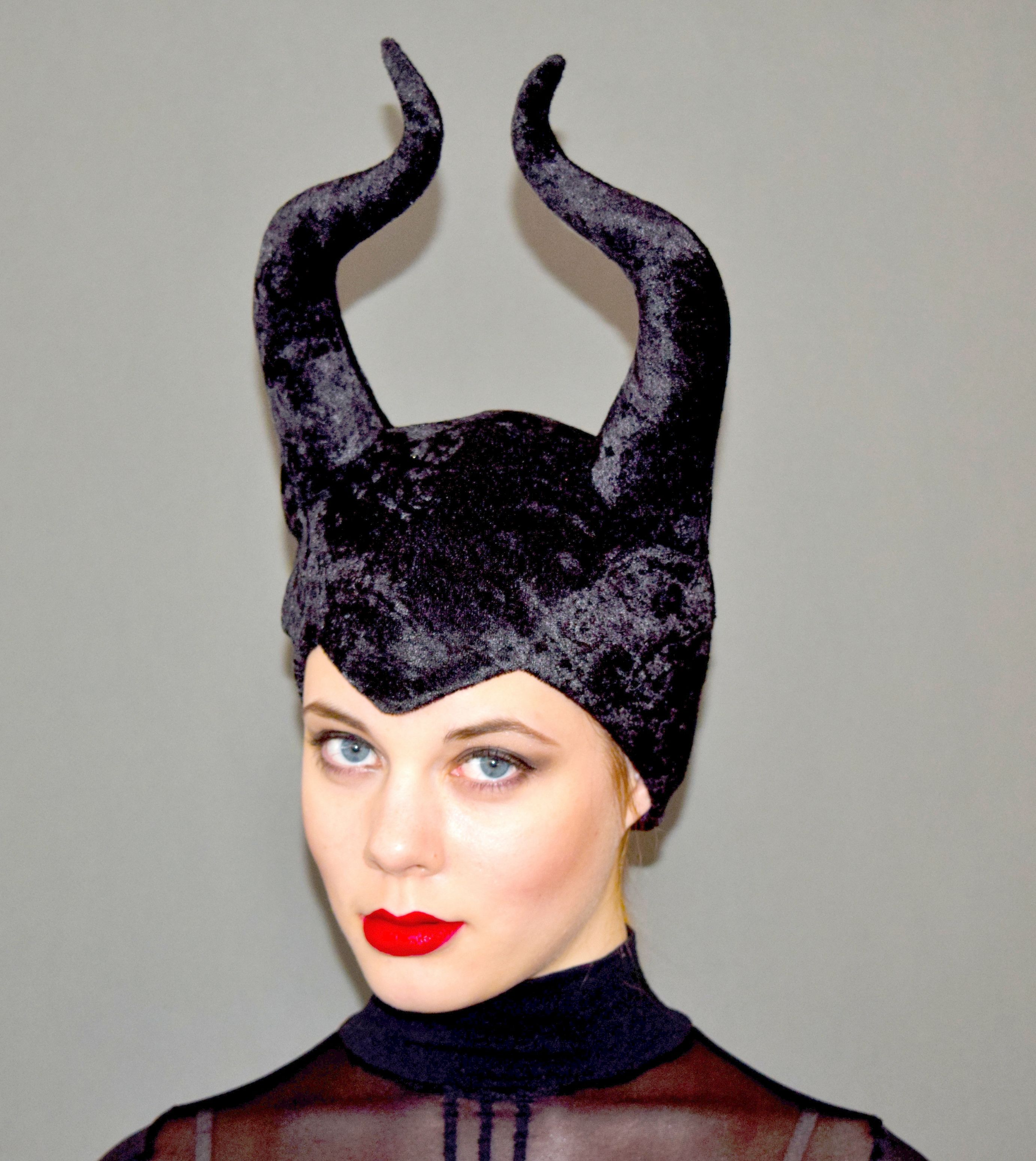 Buy Custom Maleficent Headpiece Horns Made To Order From