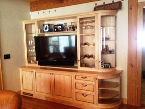 Custom Made Custom Wall Units