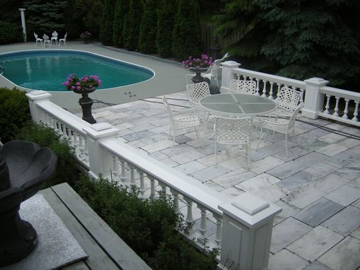 Custom Made Custom Railing