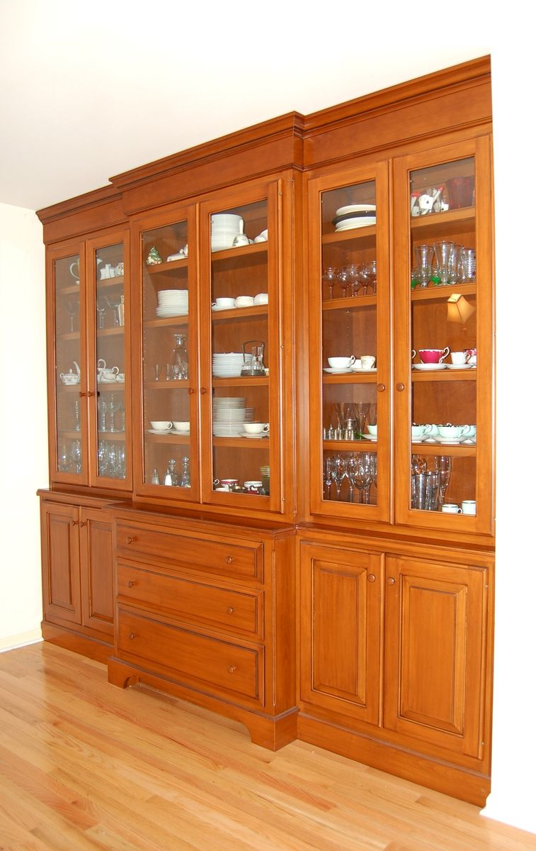 Multi Wood Kitchen Cabinets Custom Multi Wood Home Office By Thomas Cole Custom Woodworking