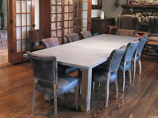 Custom Made Arcadian Dining Table