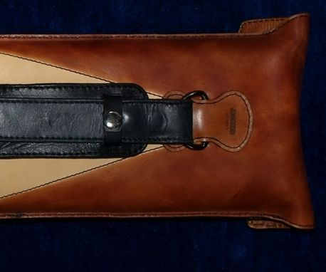 Custom Made Tracy's Case Leather Poolstick Case