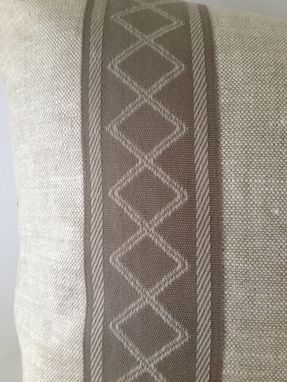 Custom Made Kravet Linen Pillow Cover