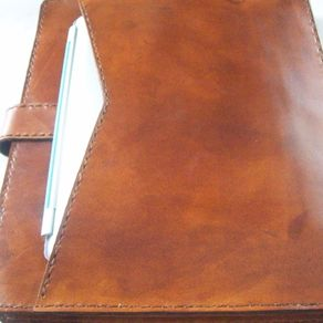 Custom Leather Binders | Personalized Leather Portfolio