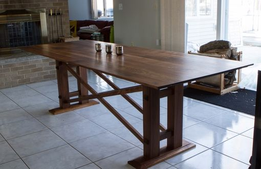 Custom Made The Terhune Table