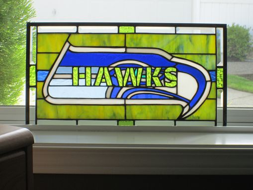 Custom Made Seahawk Panel