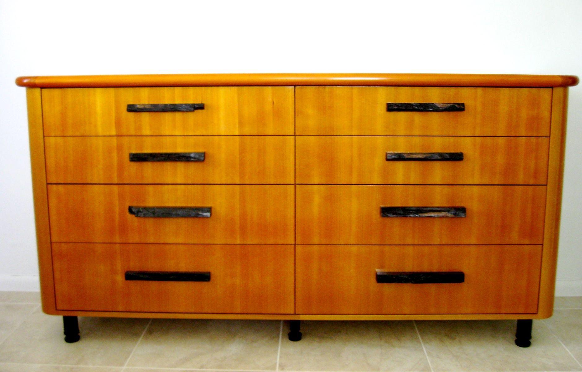 Custom Bedroom Bureau-Dresser By James Sagui Fine