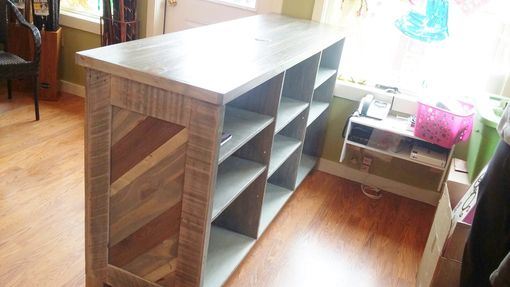 Custom Made Reclaimed Wood / Counter / Work Station / Island
