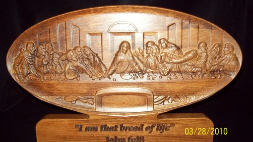 Custom Made Last Supper