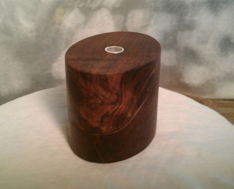 Custom Made Customer Supplied Ring Box