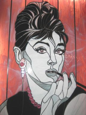 Custom Made Audrey Stained Glass
