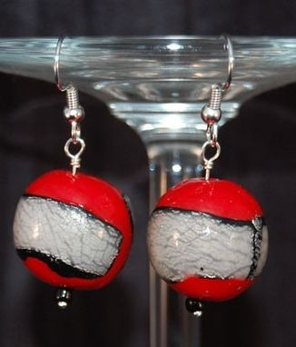 Custom Made Bold Saturn Earrings