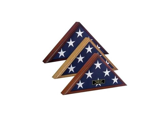 Custom Made Capitol Flag Cases